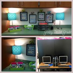 Glitzy In 1st Grade: Classroom Setup... @Tina Doshi Doshi Faris  here is a better view