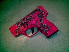 For the Ladies - Custom Pink Beretta Nano 9mm