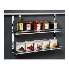 Modern Kitchen Backsplash Accessories ❤ Liked On Polyvore Featuring Home,  Kitchen U0026 Dining, Pasta · Spice StorageStorage ...