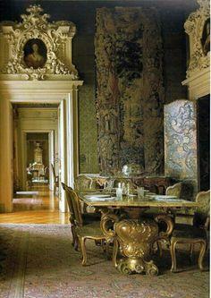 Forentine Palazzo, Florence, Tuscany