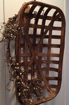 New Style Rectangular Tobacco Basket
