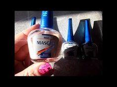 Colección de esmaltes de uñas Sideral de Masglo