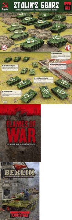 Flames of War 113523: Flames Of War: Stalin S Bears Soviet Starter Army Suab07 Free Ship And V4 Rulebook -> BUY IT NOW ONLY: $81 on eBay!