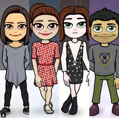Bitmoji goes high fashion: Your avatar can now wear Tanya Taylor, Alexander McQueen + more