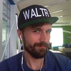 Always keep your ios devices at reach. You never know when you need a selfie ;) #waltr