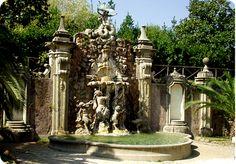 Villa Sciarra.