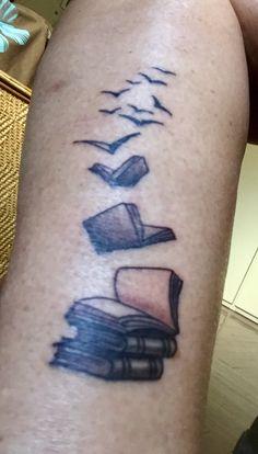 Leggere un libro ti fa volare via da ogni problema