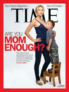 This Time Magazine Cover Is…