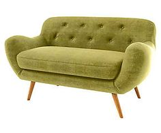Sofa Retro und Retro Couch: Bis -70% | WESTWING Retro Sofa, Vintage Sofa, Sofas, Love Seat, Armchair, Room Art, Design, Furniture, Home Decor