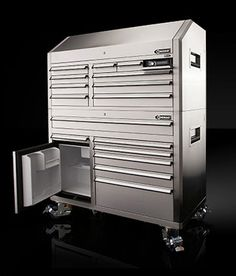 6. Kobalt 53-inch Stainless Steel Tool Chest ($1,600)