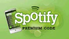 Spotify Premium - Free Spotify Premium Card Pin Codes