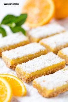Orange Cashew Bars: Orangen-Müsli-Schnitten & Delinero Relaunch | Nicest Things | Bloglovin'