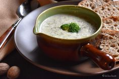 Best Chunky Creamy Broccoli Soup