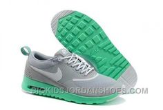low priced b4e50 cb00f Nike Air Max Thea Womens Grey Green Free Shipping 3AASr, Price   79.00 - Big  Kids Jordan Shoes - Kids Jordan Shoes - Cheap Jordan Kids Shoes