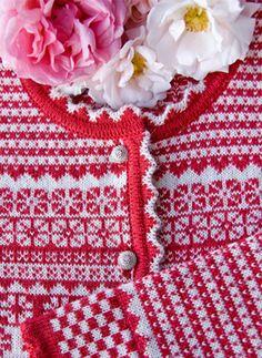 Oleana jacket Fair Isle Knitting, Hand Knitting, Norwegian Knitting, Nordic Sweater, Scandinavian Fashion, Fair Isle Pattern, Chart Design, Cardigans, Sweaters