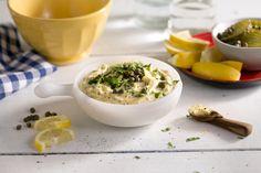 Cod Recipes, Risotto, Hamburger, Oatmeal, Salads, Breakfast, Ethnic Recipes, Dressings, Dips