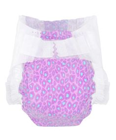 Take a look at this Leopard Premium Nontoxic Disposable Diapers by The Honest Company on #zulily today!
