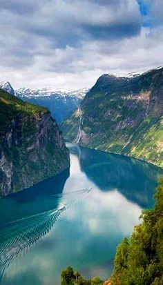 Fjords of Norway!