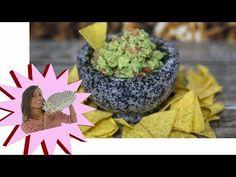 Salsa Guacamole - Le Ricette di Alice - YouTube