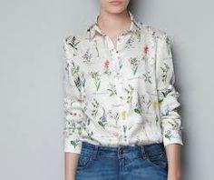 flower patchwork shirt - Google Search