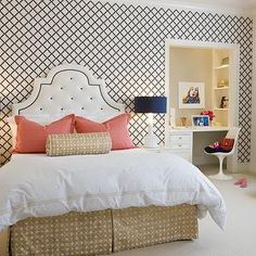 bedroom - Jan Showers
