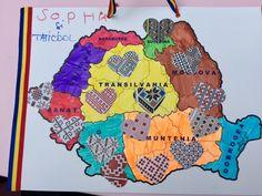 Cum mi-am învățat copilul despre România prin desen și joacă – E cool să fii tătic !