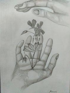 kresba tužkou - drawing pencil