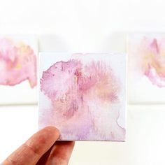 This set of pink abstract minis is pretty as a peach and now available in my Etsy shop! Click the link in my profile to check them out 💖 Pink Abstract, Minis, My Etsy Shop, Peach, Profile, Check, Pretty, Cute, User Profile