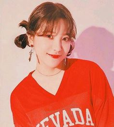 i don't get why so many ppl hate her😩 she's really cute and sweet❤️ Seulgi, Ulzzang, Red Velvet Photoshoot, Red Valvet, Red Pictures, Kim Yerim, Fandom, Korean Girl Groups, Irene