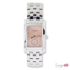 Longines Dolce Vita L5.655.4 Stainless Steel Quartz Watch