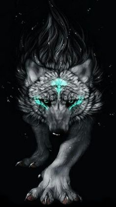 wolf: A power animal symbolic of freedom Wolf power or spirit animals point to an appetite for freedom and living life powerfully, guided by instincts. I searched for this on /images Wolf Spirit, Spirit Animal, Fantasy Wolf, Fantasy Art, Wolf Pictures, Beautiful Wolves, Anime Wolf, Wolf Tattoos, Native American Art