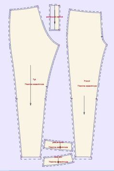konstrukcja spodni