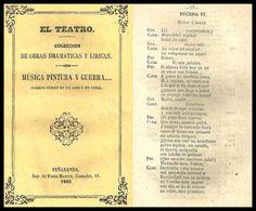 Música, pintura y guerra : juguete cómico en un acto y en verso / original de Don Sinforoso Nodal. http://bvirtual.bibliotecas.csic.es/csic:csicalephbib000736101