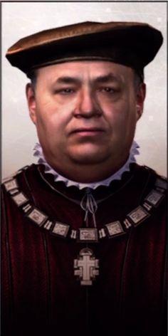 Uberto Alberti ( kiill this man.. he made my young ezio sad :()