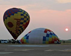 The Sky's the Limit Balloon Festival