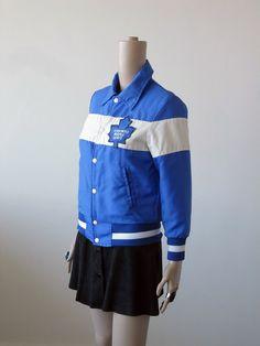 Toronto Maple Leafs Ski Jacket Vintage 80s by icouldbegoodforyou Toronto  Maple Leafs fcbca4d9ce59