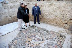 Les mosaiques antiques de Zeugma   mosaiques antiques grecques de zeugma 2000 ans 3
