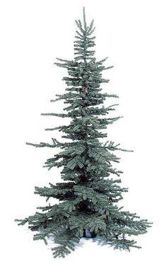 PVC Frasier Pine Christmas Tree - Natural Trunk - Tips - Blue/Green - Width - Metal Stand Pine Christmas Tree, Christmas Greenery, Christmas Tree Themes, Merry Little Christmas, Primitive Christmas, Retro Christmas, Rustic Christmas, Christmas Art, Xmas Trees