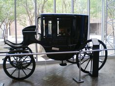 Antique carriage
