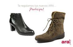 ¡Participa y gana el modelo ARA que tu elijas!