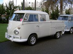 VW Pickup Double Cab