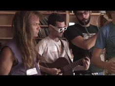 Shearwater's Tiny Desk Concert at NPR Music