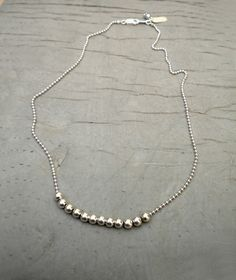 J'adore / Argent 925 Collier - Silver de Natasha R. : Bijoux en argent sur DaWanda.com