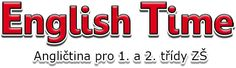 Vstup na stránky English Time - Angličtina pro 1. a 2. třídy ZŠ