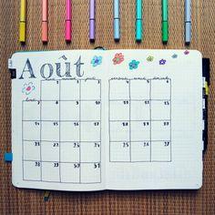 listes et collections pour le bullet journal - Journaling Addict