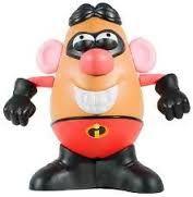 Image result for Mr potato head disney parts