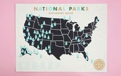 ElloThere: National Parks Explorers Guide