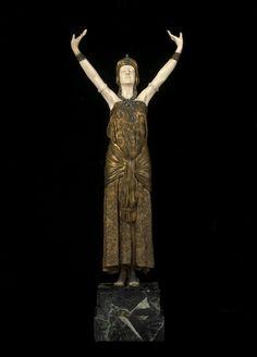 Artodyssey: DEMETRE CHIPARUS