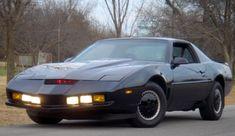 Knight Rider – 1982 Customized Pontiac Trans Am