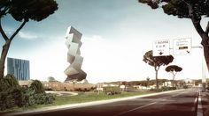 twilt tower  by paolo venturella + angelo balducci - designboom | architecture & design magazine